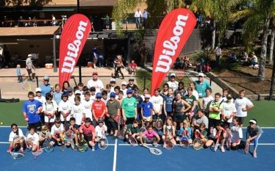 Quick Start Tourney Highlights Youth Tennis Activities